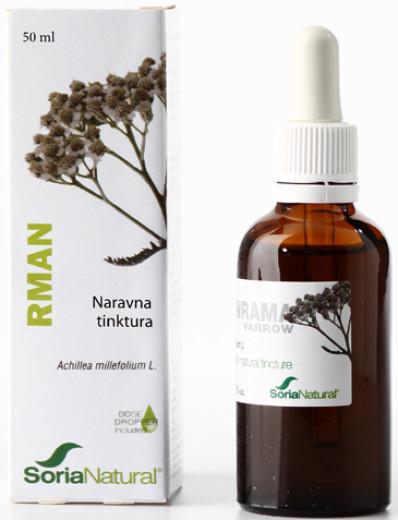 Soria Natural Rman, kapljice, 50 ml