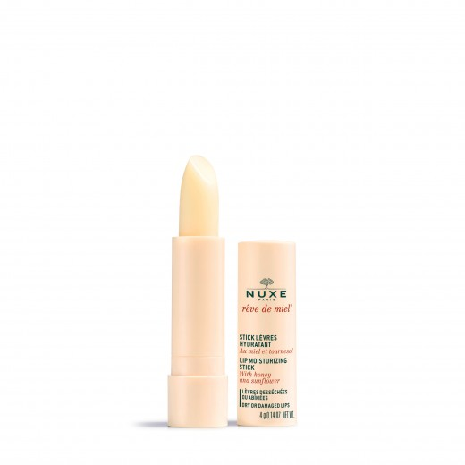 Nuxe Reve De Miel Vlažilni stik za ustnice, 4 g
