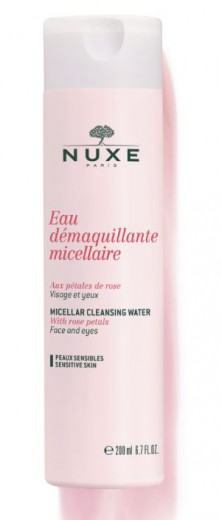 Nuxe Rosa Demascana micelarna čistilna voda, 200 ml