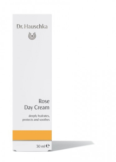 Dr.Hauschka Rožna dnevna krema, 30 ml