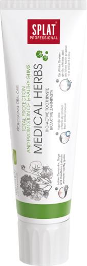 Splat Medical herbs, zobna pasta, 100 ml