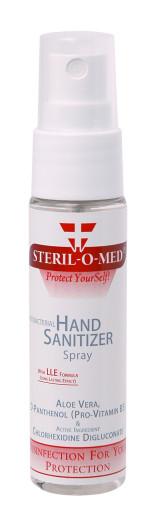 Steril-o-med dezinfekcijsko sredstvo za roke, razpršilo, 30 ml