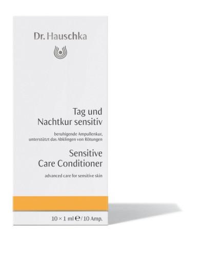 Dr. Hauschka Ampule za nego občutljive kože, 10x1 ml