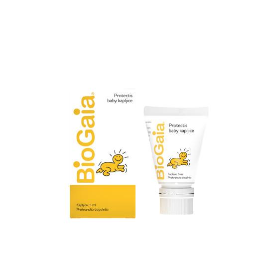 BioGaia ProTectis, kapljice, 5 ml
