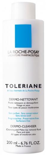 La Roche-Posay Toleriane, losjon za čiščenje obraza in odstranjevanje ličil, 200 ml