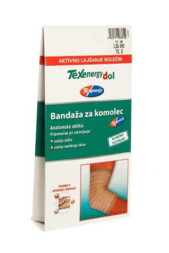 Texenergy, bandaža za komolec - velikost M