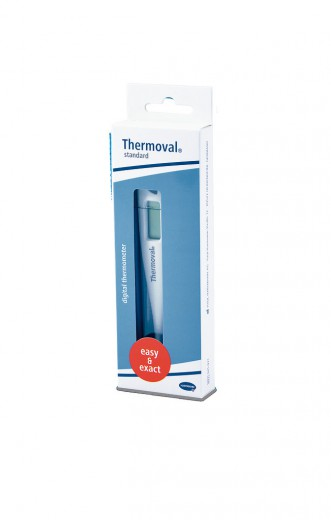 Thermoval standard, 1 termometer