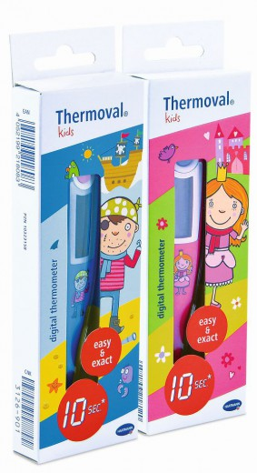Thermoval kids, 1 termometer
