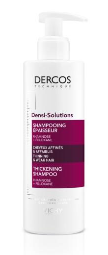 Vichy Dercos Densi-Solutions, šampon za lase, 250 ml