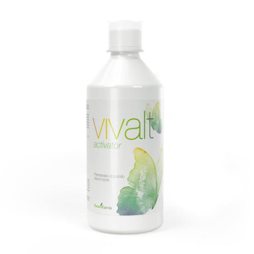 Vivalt Activator Aktivni Tonik, 500 ml