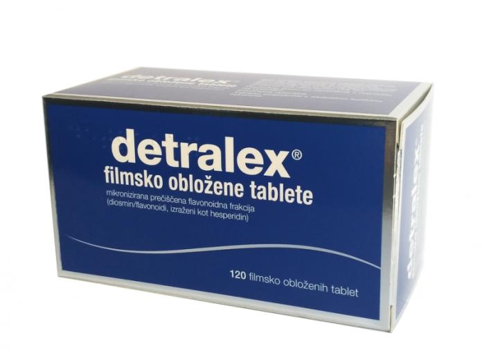 Detralex, 120 filmsko obloženih tablet