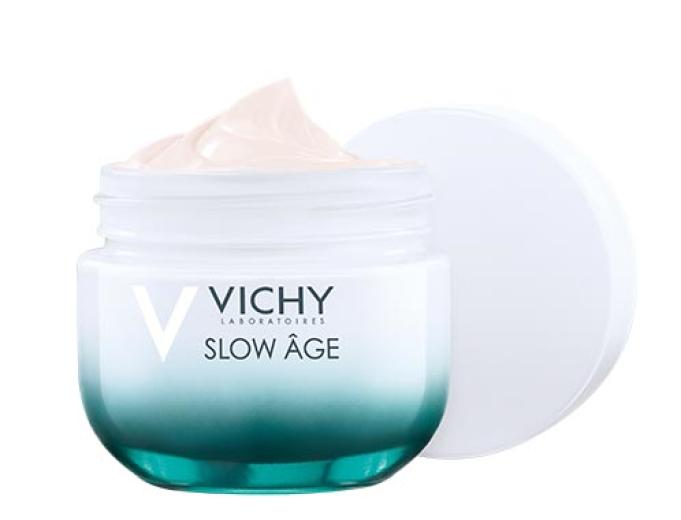 Vichy Slow age, dnevna krema za obraz - ZF 30, 50 ml