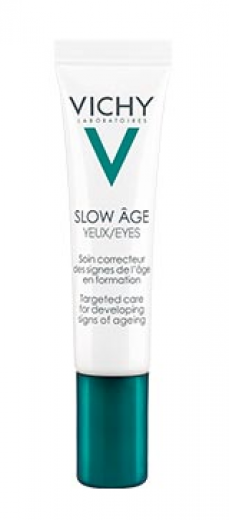 Vichy Slow age, krema za področje okoli oči, 15 ml