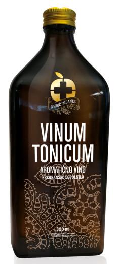 Nekoč in danes, Vinum Tonicum (aromatično vino), 500 g