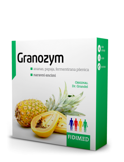 Granozym, 16 tablet