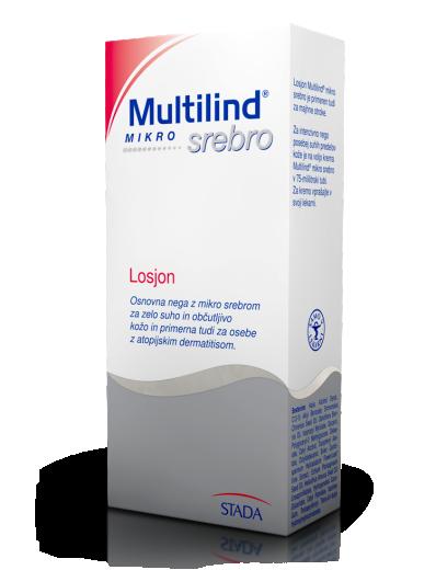 Multilind, losjon, 200 ml