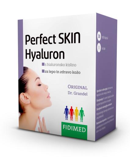 Perfect Skin Hyaluron, 30 kapsul