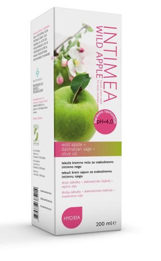 Intimea Wild Apple, intimno milo, 200 ml