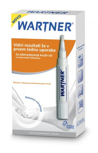 Wartner, pisalo za odstranjevanje kurjih očes, 4 ml