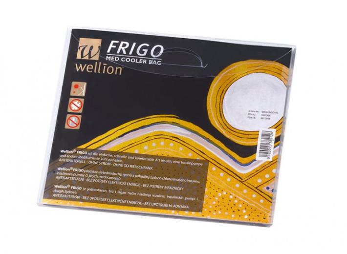 Wellion Frigo XXL hladilna torbica, 1 kos