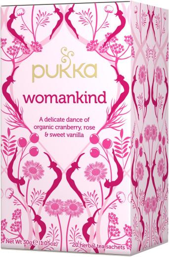 Pukka Womankind, ekološki čaj, 20 vrečk