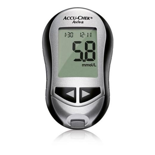 Accu-Chek Aviva, merilec glukoze v krvi