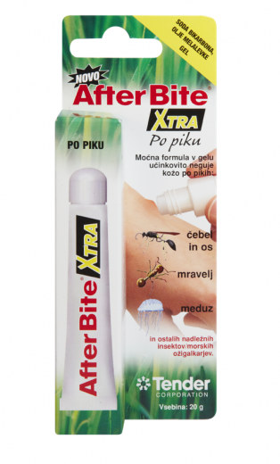 After Bite Xtra, gel po piku, 20 g