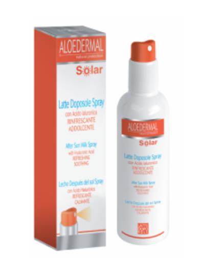 Esi Aloedermal Solar, mleko po sončenju, 200 ml