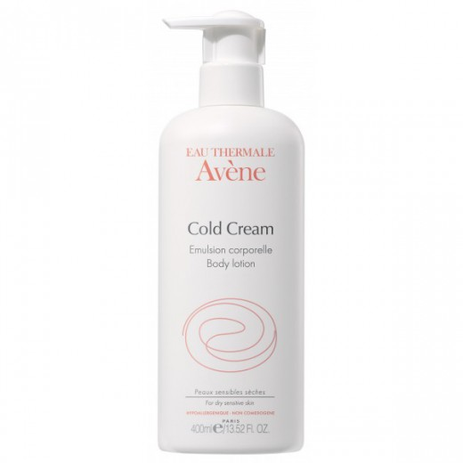 Avene Cold Cream, losjon za telo, 400 ml