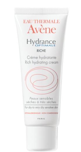 Avene Hydrance Optimale, bogata krema, 40 ml