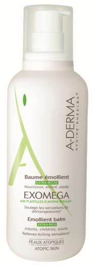 A-Derma Exomega emolientni balzam, 400 ml