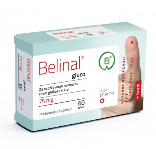 Belinal gluco, 60 tablet