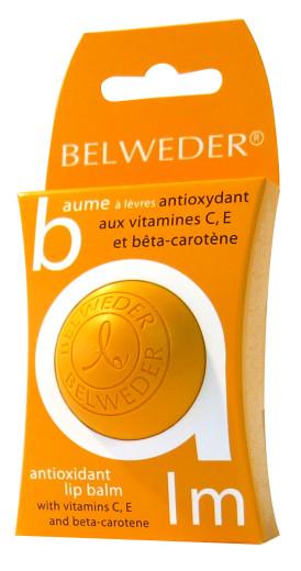 Belweder, balzam za ustnice z vitaminoma C in E ter betakarotenom, 7,5 g