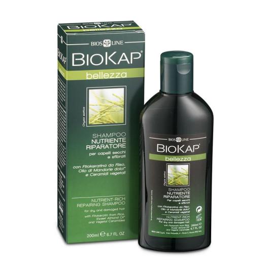 Biokap, hranljiv šampon, 200 ml