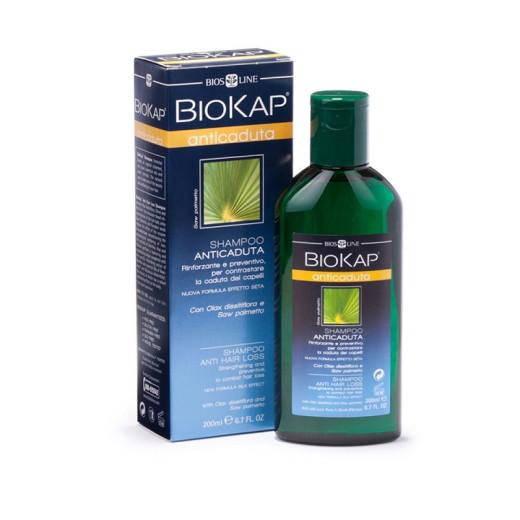 Biokap, šampon proti izpadanju las, 200 ml