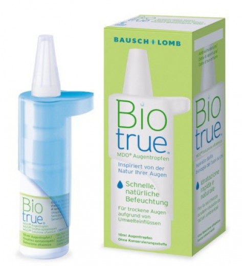 Bausch + Lomb Biotrue MDO, kapljice, 10 ml