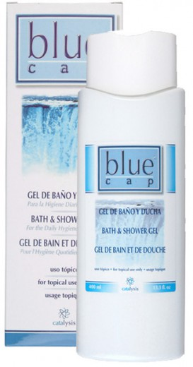 Blue Cap, gel za tuširanje in kopel, 400 ml