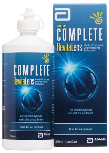 Revitalens Complete, raztopina za nego leč, 60 ml