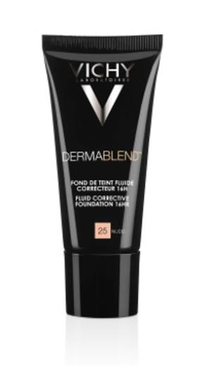 Vichy Dermablend, korektivni tekoči puder - 25, 30 ml
