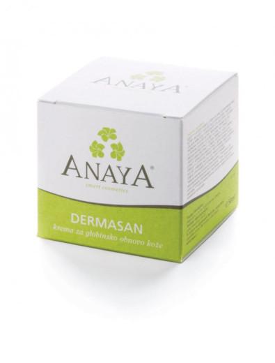 Anaya Dermasan, obnovitvena krema - lonček, 50 ml