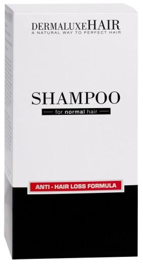 Dermaluxehair šampon proti izpadanju za normalno lasišče, 200 ml