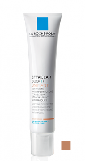 La Roche-Posay Effaclar Duo+ Unifiant, korektivna nega - Medium, 40 ml