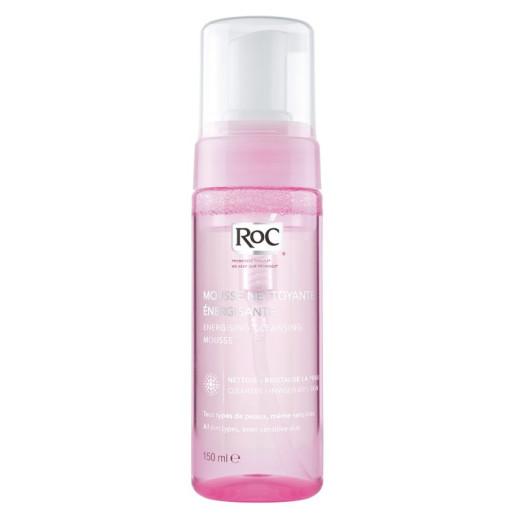 RoC energijska pena za čiščenje obraza, 150 ml