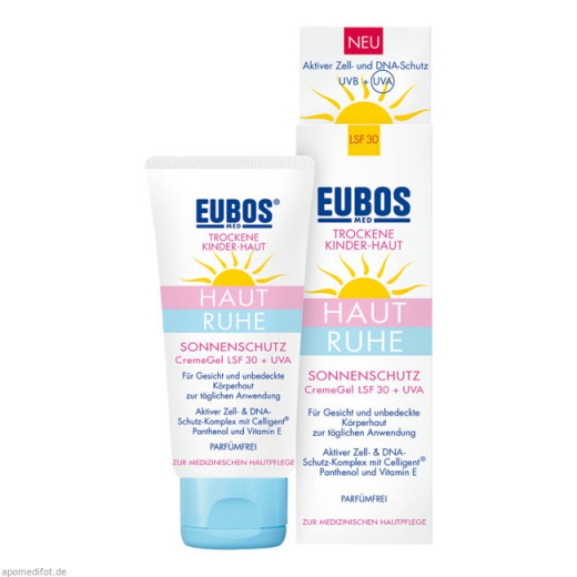 Eubos Med Haut Ruhe kremni gel - ZF30, 50 ml