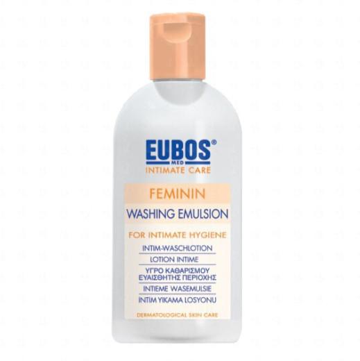 Eubos Feminin washing emulsion, feminin intimna nega, 200 ml