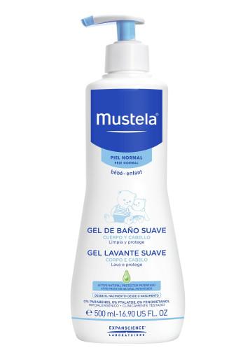 Mustela Nežni gel za umivanje, 500 ml