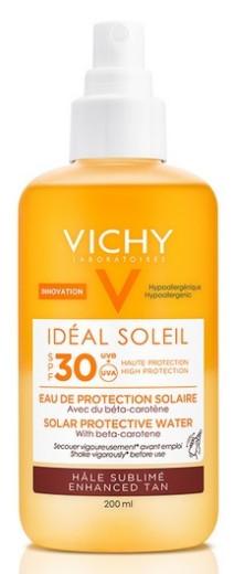Vichy Ideal Soleil, tonirana vodica – ZF 30, 200 ml