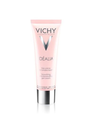 Vichy Idealia, gel-krema za mešano do mastno kožo obraza, 50 ml