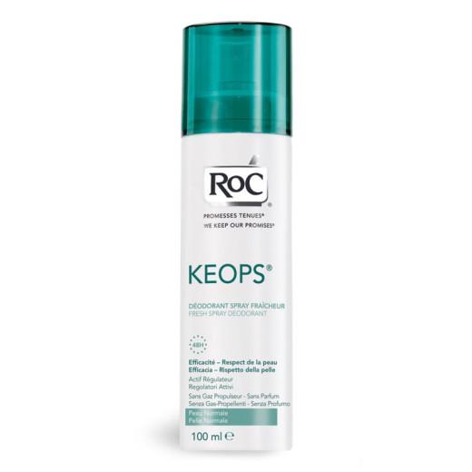 RoC Keops, dezodorant v spreju, 100 ml