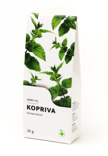 Kopriva, zeliščni čaj, 30 g